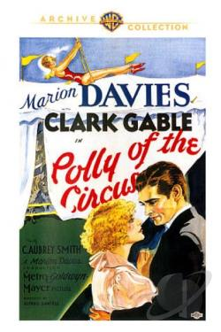 Polly of the Circus DVD Cover Art