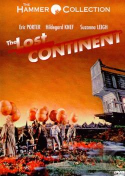 Lost Continent DVD Cover Art