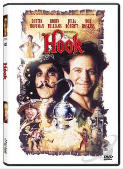 Hook DVD Cover Art
