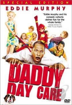 Daddy Day Care DVD Cover Art