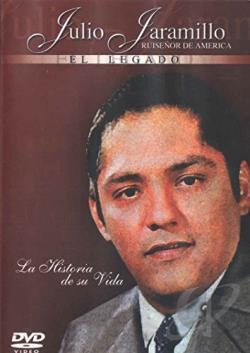 Julio Jaramillo - El Legado DVD Cover Art