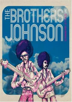 Brothers Johnson - Strawberry Letter 23 Live DVD Cover Art