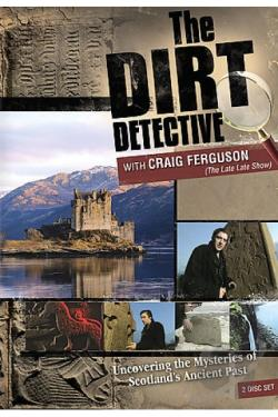 Dirt Detective - A History of Scotland DVD Cover Art