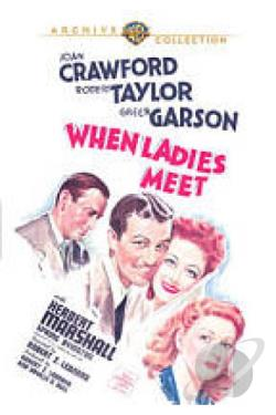 When Ladies Meet DVD Cover Art