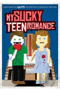 My Sucky Teen Romance DVD Cover Art