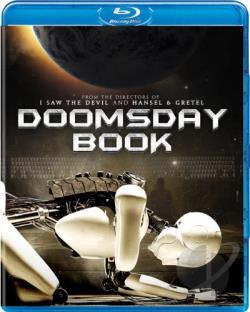 Doomsday Book BRAY Cover Art