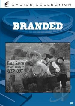 Branded DVD Cover Art