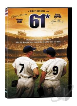 61* DVD Cover Art