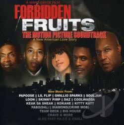 Forbidden Fruits DVD Cover Art