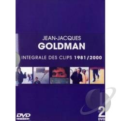 Jean-Jacques Goldman: Integrale 80-00 DVD Cover Art