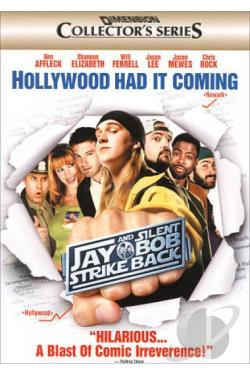Jay and Silent Bob Strike Back DVD Cover Art