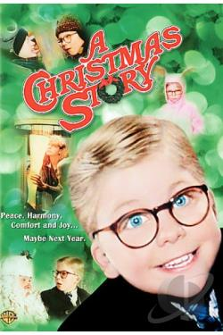 Christmas Story DVD Cover Art