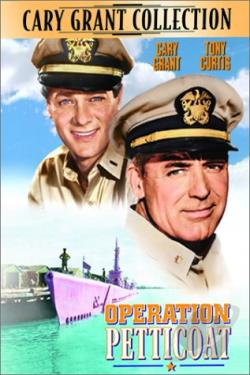 Operation Petticoat DVD Cover Art