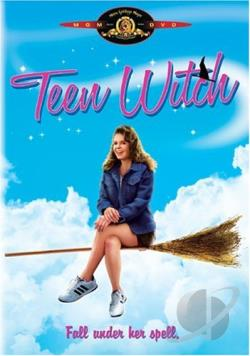 Teen Witch DVD Cover Art