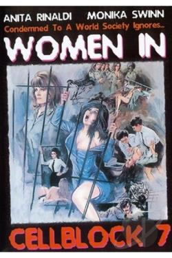 Women in Cellblock 7 DVD Cover Art