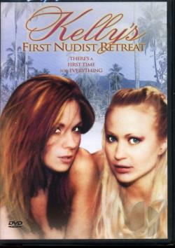 Kelly's First Nudist Retreat DVD Cover Art