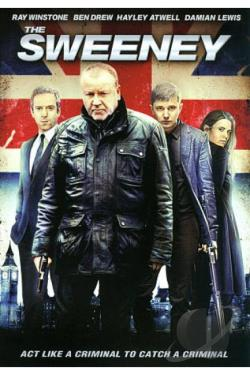 Sweeney DVD Cover Art