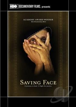 Saving Face DVD Cover Art
