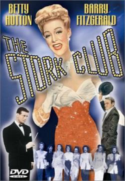 Stork Club DVD Cover Art
