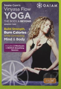 Vinyasa Flow II - The Body and Beyond DVD Cover Art