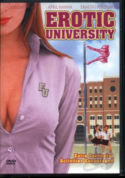 Erotic University DVD Cover Art
