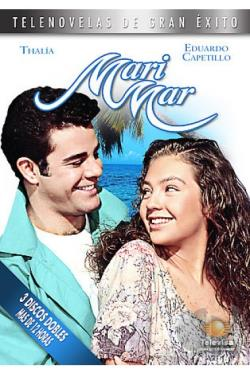 Marimar DVD Cover Art