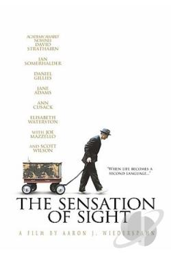 Sensation of Sight DVD Cover Art
