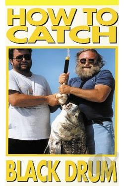 How to Catch Black Drum/Fishing 101 for Beginners DVD Cover Art