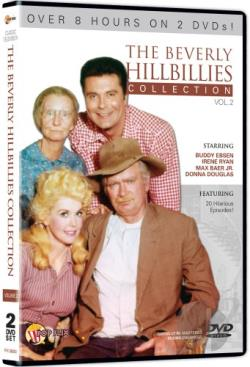 Beverly Hillbillies Collection: Vol. 2 DVD Cover Art