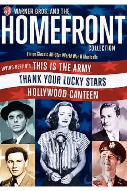 Warner Bros. and the Homefront DVD Cover Art