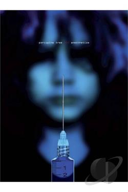 Porcupine Tree: Anesthetize DVD Cover Art