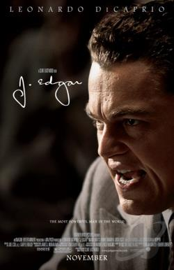 J. Edgar DVD Cover Art