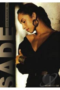 Sade: Live in Munich DVD Cover Art