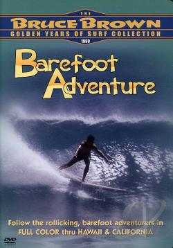 Barefoot Adventure DVD Cover Art
