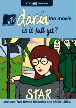 Daria: Is It Fall Yet? DVD Cover Art