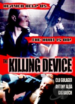 Killing Device DVD Cover Art