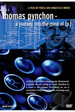 Thomas Pynchon: A Journey Into The Mind Of Thomas Pynchon DVD Cover Art