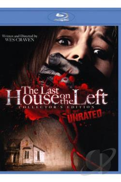 Last House on the Left BRAY Cover Art