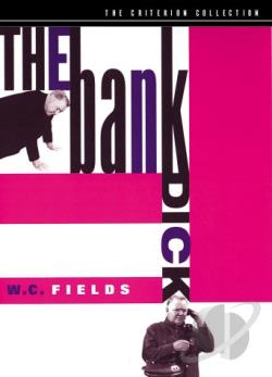 Bank Dick DVD Cover Art