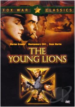 Young Lions DVD Cover Art