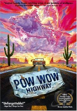 How do I write a film analysis on POWWOW HIGHWAY?