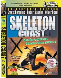 Skeleton Coast DVD Cover Art