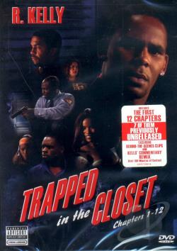 R. Kelly - Trapped in the Closet: Chapters 1-12 DVD Cover Art