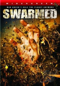 Swarmed DVD Cover Art