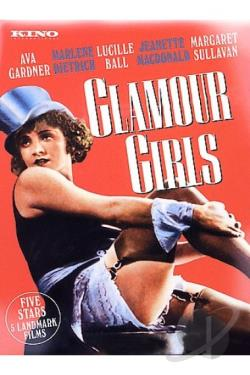 Glamour Girls DVD Cover Art