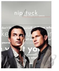 Nip/Tuck - The Complete Series DVD Cover Art