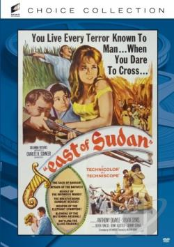 East of Sudan DVD Cover Art