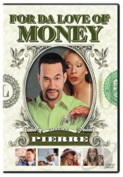 For Da Love Of Money DVD Cover Art