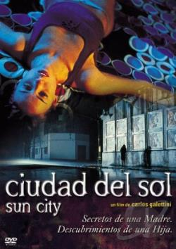 Ciudad del Sol DVD Cover Art