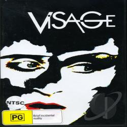 Visage: Live DVD Cover Art